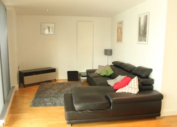 Thumbnail 2 bed flat to rent in Nv Building, 98 The Quays, Salford