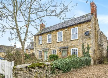 Thumbnail 3 bed semi-detached house for sale in Woodgreen, Witney, Oxfordshire