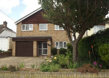 Thumbnail 4 bed detached house for sale in Chestnut Avenue, Chatham, Kent