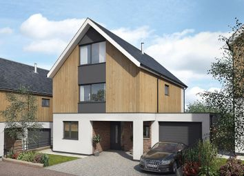 Thumbnail 4 bed detached house for sale in The Rosebank, The Close, Llangrove, Ross-On-Wye, Herefordshire
