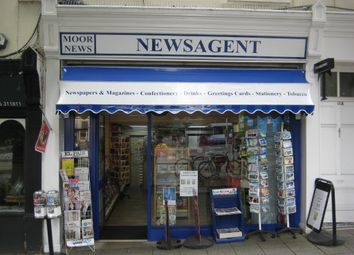 Thumbnail Retail premises for sale in 20 Kiligrew Street, Falmouth