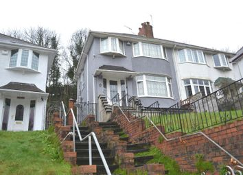 Thumbnail 3 bedroom semi-detached house for sale in Mount Pleasant, Swansea