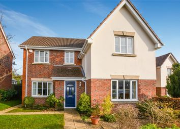 Thumbnail 4 bed detached house for sale in Salisbury Close, Amersham, Buckinghamshire