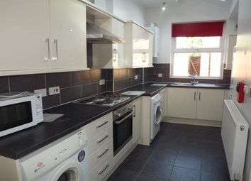 Thumbnail 5 bed shared accommodation to rent in Vincent Road, Sharrow