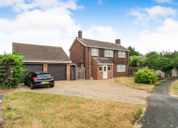 Thumbnail 3 bed detached house for sale in Cedar Crescent, Royston