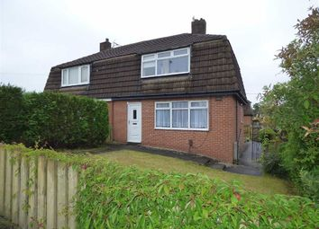 Thumbnail 3 bed semi-detached house for sale in Rowan Place, Chesterton, Newcastle-Under-Lyme