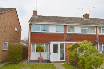 Thumbnail 3 bed end terrace house to rent in Heath Way, Horsham, West Sussex