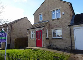 Thumbnail 3 bed detached house to rent in Oxley Road, Ferndale, Huddersfield