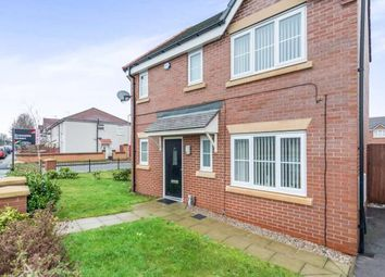 Thumbnail 2 bed semi-detached house for sale in Monfa Road, Bootle, Merseyside