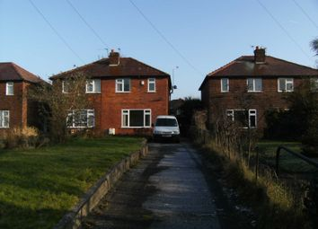 Thumbnail 2 bed semi-detached house to rent in Yew Tree Road, Withington, Manchester