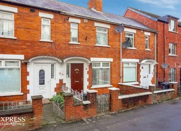 Thumbnail 3 bed terraced house for sale in Templemore Avenue, Belfast, County Down