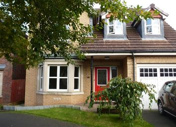 Thumbnail 4 bed detached house to rent in Muirfield Road, Dunbar, East Lothian