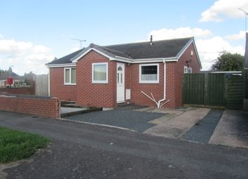 Thumbnail 2 bed detached bungalow for sale in Shelley Close, Bedworth