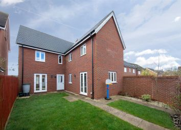 Thumbnail 4 bed detached house for sale in Lancaster Way, Pitstone, Buckinghamshire