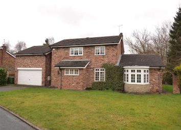 Thumbnail 4 bed detached house for sale in Willow Way, Macclesfield, Cheshire