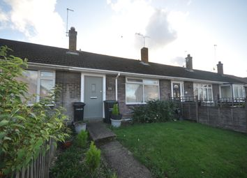 Thumbnail 1 bedroom terraced bungalow to rent in Challenge Close, Gravesend