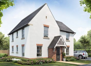"Thumbnail 4 bed detached house for sale in ""Lincoln"" at Rykneld Road, Littleover, Derby"