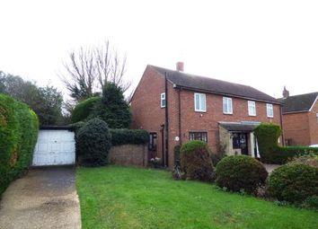 Thumbnail 2 bed semi-detached house for sale in Hallfields Lane, Gunthorpe, Peterborough, Cambridgeshire