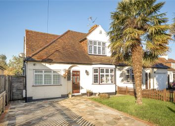 Thumbnail 4 bedroom semi-detached house for sale in Downs Avenue, Pinner, Middlesex