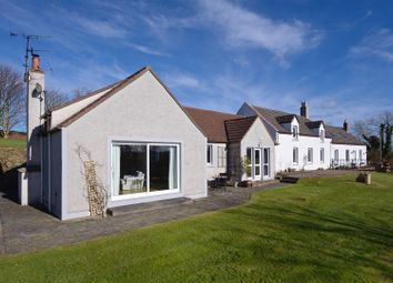 Thumbnail 6 bed detached house for sale in Coldingham, Eyemouth