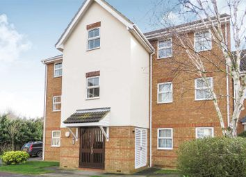 Thumbnail 2 bed flat for sale in Honeysuckle Close, Biggleswade