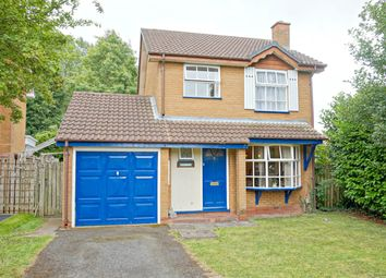 Thumbnail 3 bed detached house for sale in Trubshaw Close, Little Haywood, Stafford