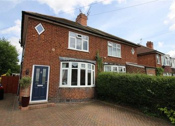 Thumbnail 2 bedroom semi-detached house for sale in Riddings, Allestree, Derby