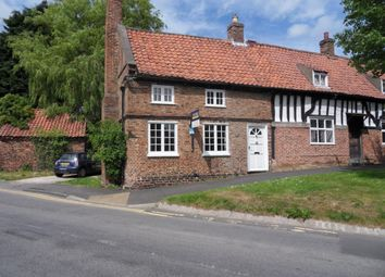 Thumbnail 1 bed end terrace house to rent in Uppleby, Easingwold, York