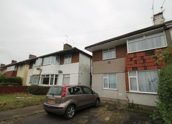 Thumbnail 2 bed flat for sale in Garden Flat, Gilda Close, Whitchurch, Bristol