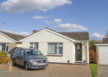 Thumbnail 3 bed detached bungalow to rent in Hermitage Drive, Twyford, Reading