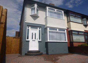 Thumbnail 3 bed semi-detached house for sale in Hilary Road, Liverpool