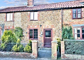 Thumbnail 2 bed cottage for sale in Docking Road, Sedgeford, Hunstanton
