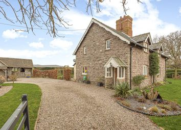 Thumbnail 3 bed detached house for sale in Near Hay On Wye, Woodseaves