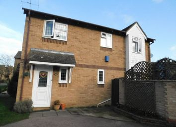 Thumbnail 4 bed detached house for sale in Lindsey Way, Stowmarket