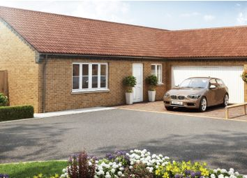 Thumbnail 3 bed detached bungalow for sale in Tindall Court, Holbeach, Spalding