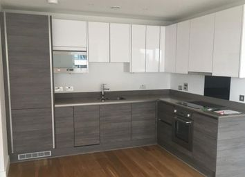 Thumbnail 1 bed flat to rent in Marine Wharf, Surrey Quays, London