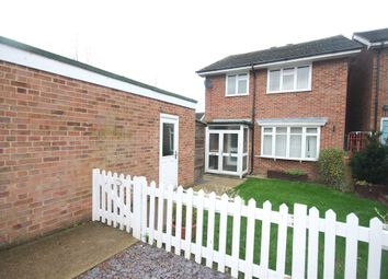 Thumbnail 3 bed detached house to rent in Headley Close, Chessington