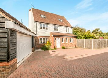 Thumbnail 5 bed detached house for sale in Luton Road, Offley, Hitchin