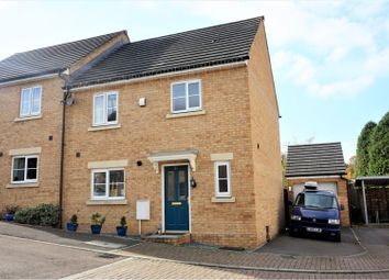 Thumbnail 3 bed semi-detached house for sale in Roy King Gardens, Warmley