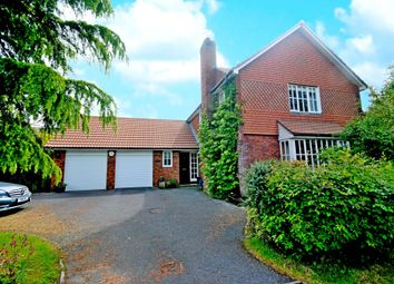 Thumbnail 4 bed detached house for sale in Hayne Park, Tipton St. John, Sidmouth, Devon
