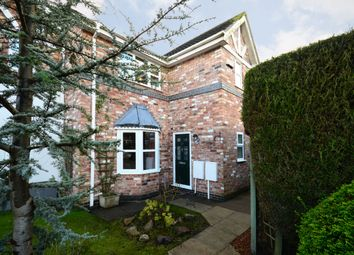 Thumbnail 3 bed town house for sale in Waterside Close, Madeley, Crewe