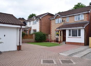 Thumbnail 4 bed detached house for sale in Hewat Place, Perth