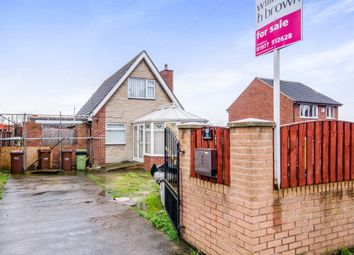 Thumbnail 3 bed detached house for sale in Leeds Road, Cutsyke, Castleford