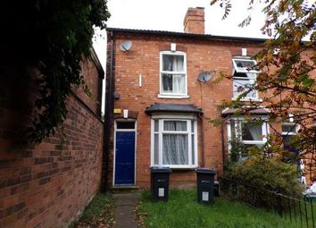 Thumbnail 2 bed end terrace house for sale in Boldmere Terrace, Katie Road, Selly Oak, Birmingham