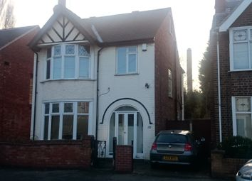 Thumbnail 5 bed semi-detached house to rent in Arnesby Road, Lenton, Nottingham