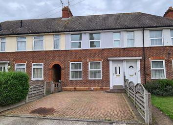 3 bed terraced house for sale in Swinburne Road, Ipswich IP1