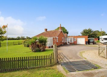 Thumbnail 3 bed detached bungalow for sale in Mark Road, Burtle, Bridgwater