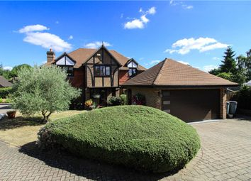Thumbnail 5 bed detached house for sale in Northwick, Eversley, Hook, Hampshire