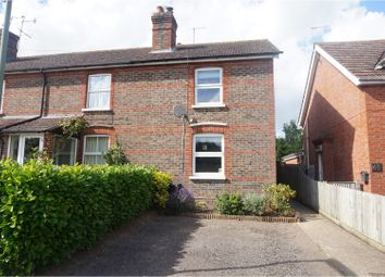 Thumbnail 2 bed end terrace house for sale in Lagham Road, Godstone