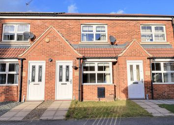 Thumbnail 2 bed terraced house for sale in Whimbrel Chase, Scunthorpe